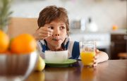 Child's Diet and Anxiety